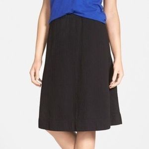 Eileen Fisher Organic Cotton KL Full Skirt